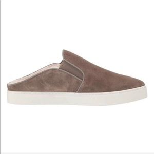 VINCE Garvy 2 Coco Flint Shearling Lined Loafer